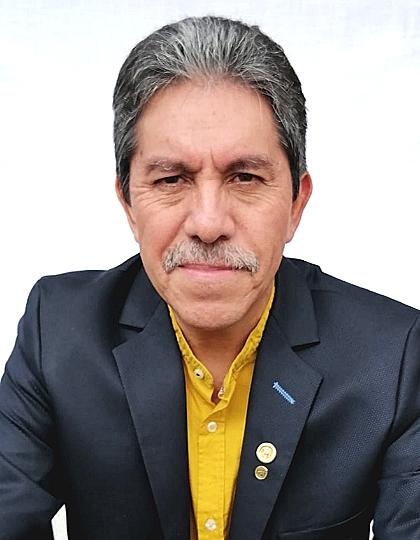 Arq. Everardo Manrique Orozco Fuentes - Vocal IV