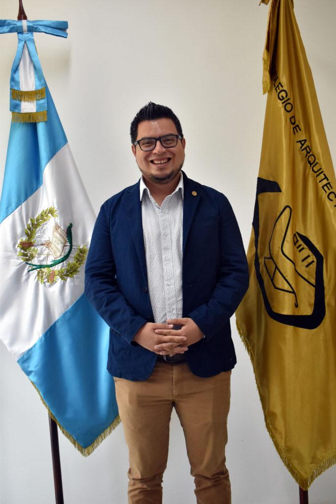 Arq. Jairo Daniel Del Cid Rendon - Vocal I - 3