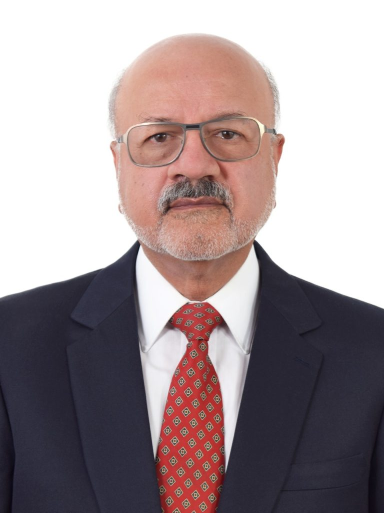Arq. José Luis Gándara Gaborit - Presidente