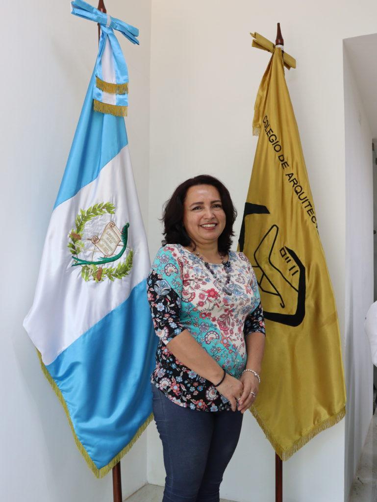 Arqta. Claudia Lorena Gramajo Segura