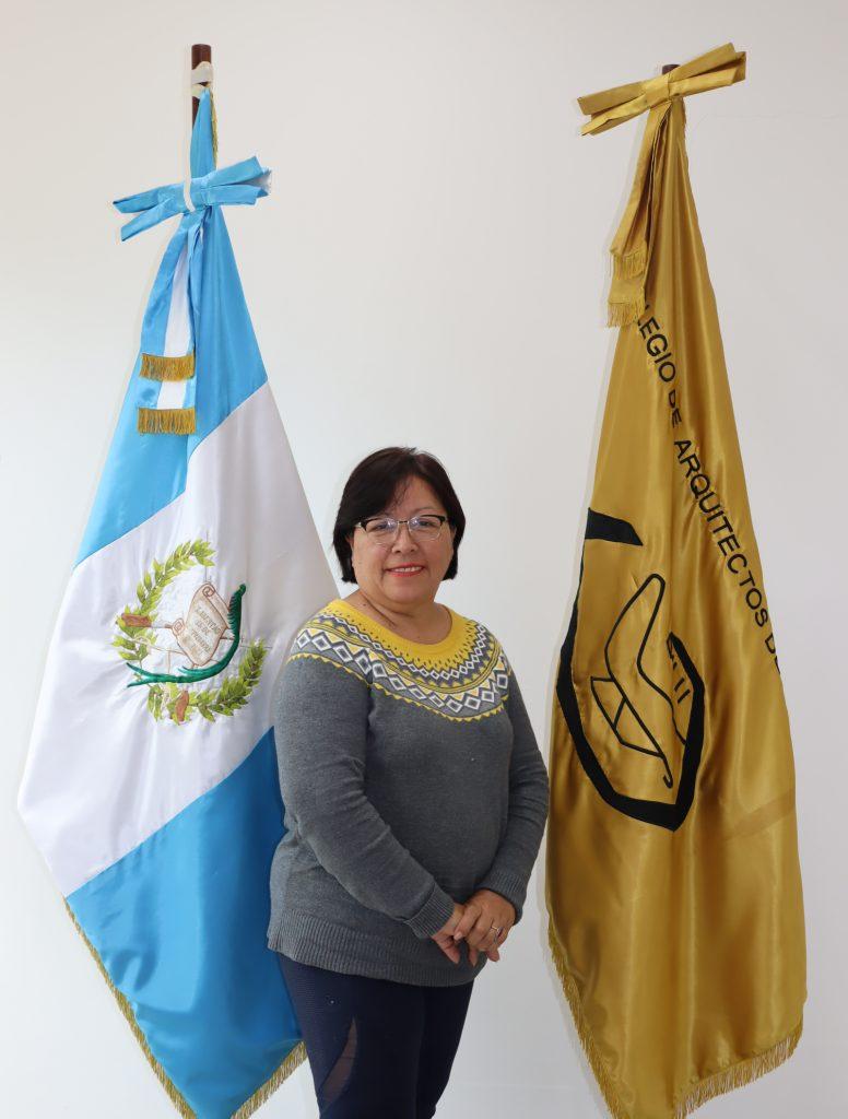 Arquitecta Julia Marina Herrera Reyes
